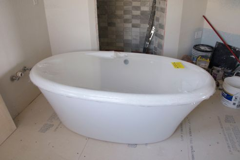 My new tub!