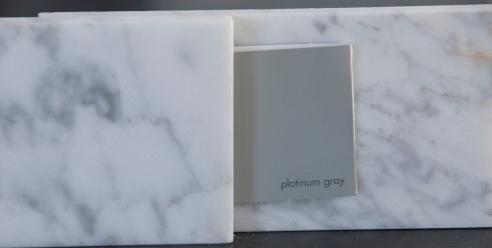 Benjamin Moore Platinum Gray